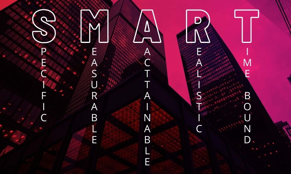 SMART Objective are: Specific, measurable, attainable, realistic and time-bound